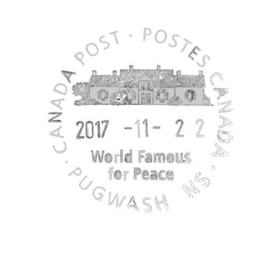 Pugwash post stamp